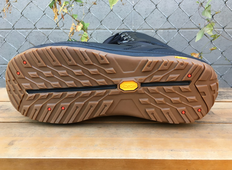 New Vibram IceTrek 2 Outsole
