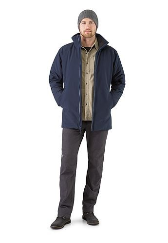 Arcteryx Camosun Parka on body