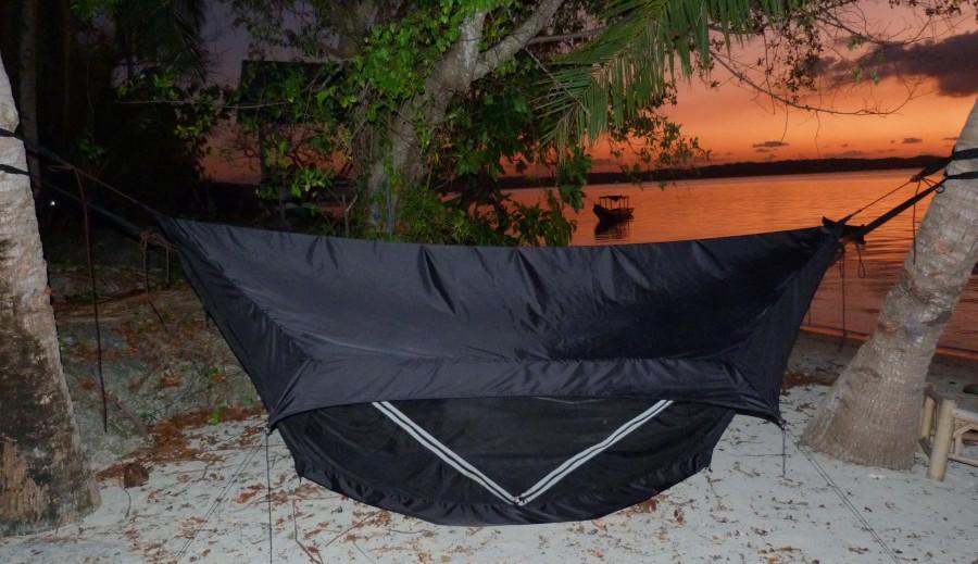 Sky Tent 2 - Sunset