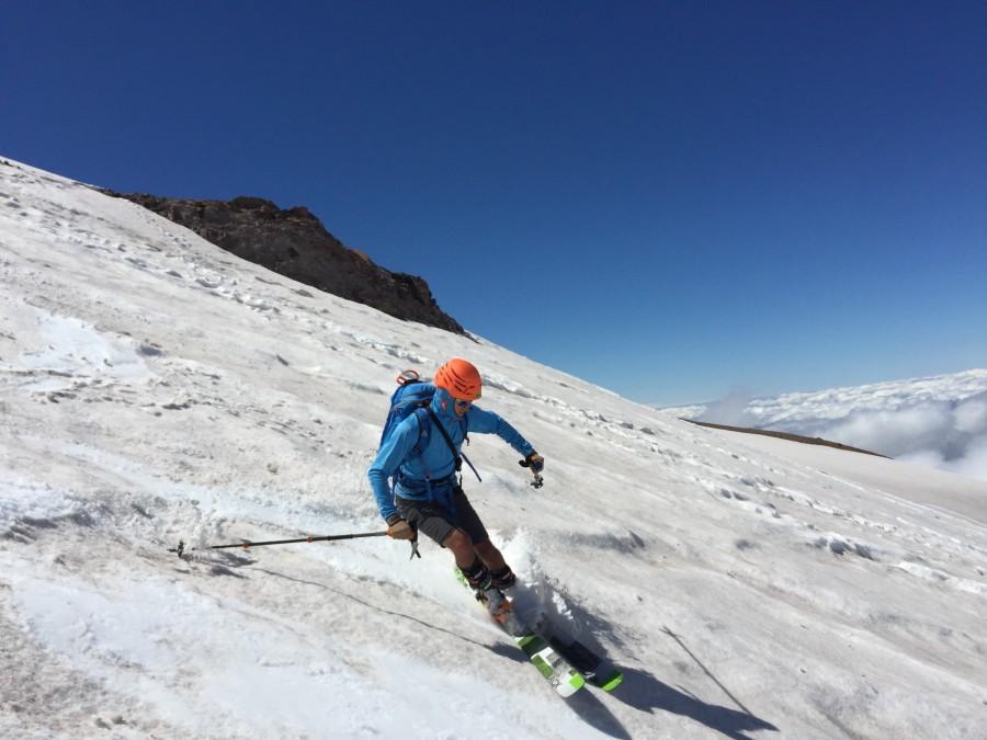 A personal favorite touring ski.