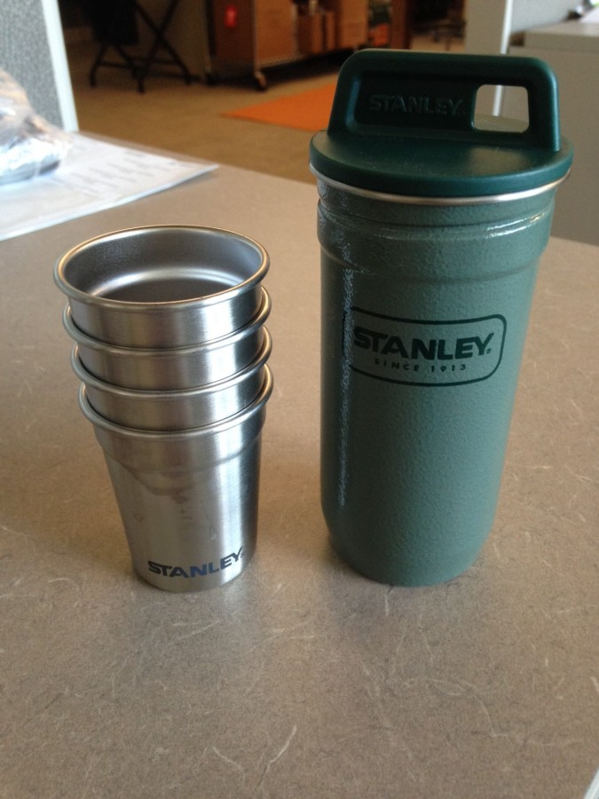 Stainless Steel Shot Glasses
