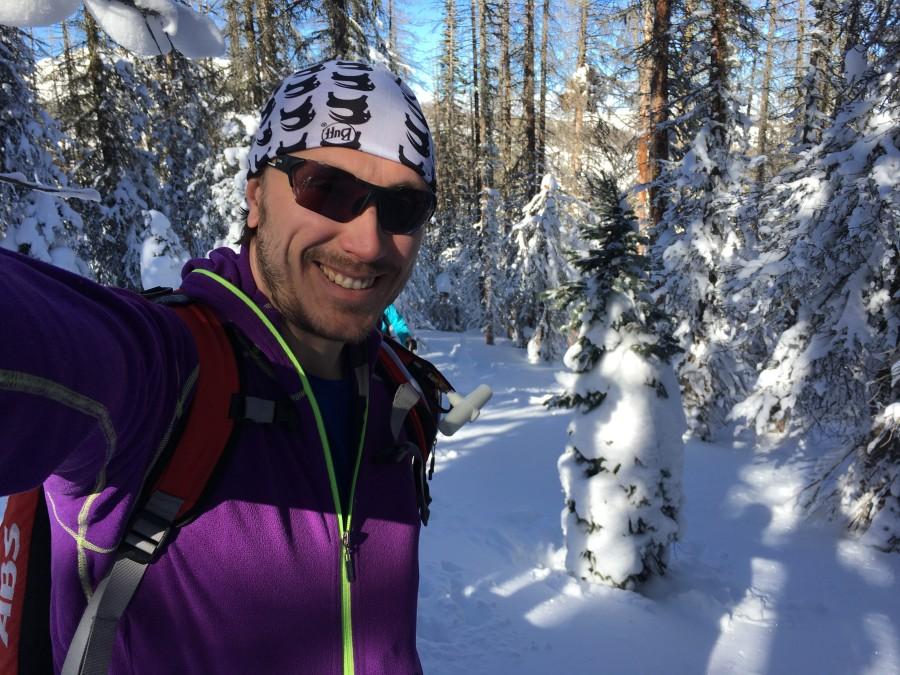 Recent ski tour