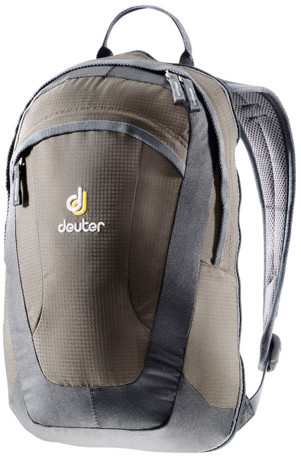 Detachable, expandable day pack