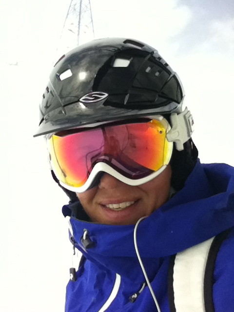 95% of Swiss wear helmets!