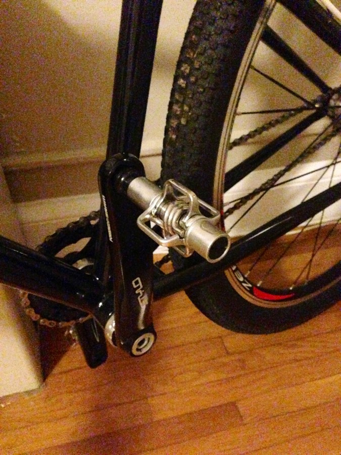 Egg Beater Pedals