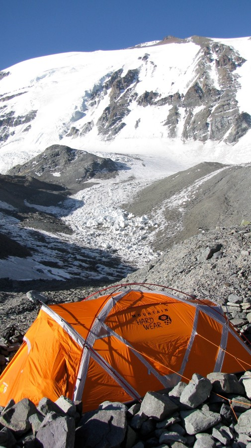 Nice tent <br/>