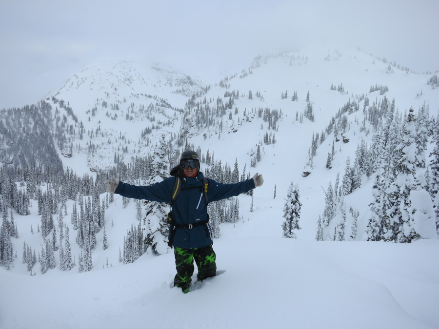 Great Day Pack, on hill or backcountry.