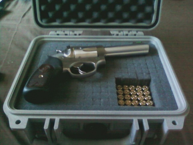 Great gun case!