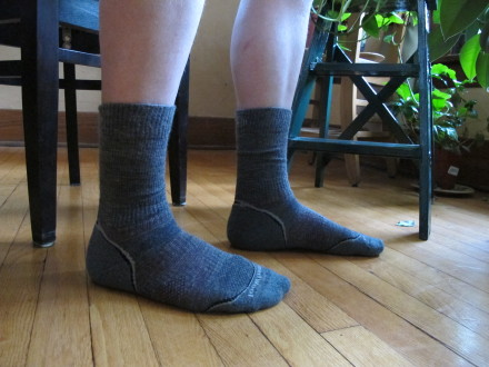 SmartWool PhD Light Crew Socks Rock!