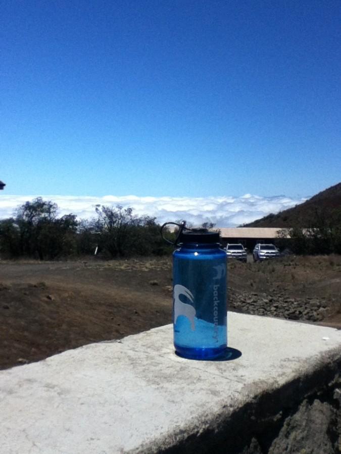 Climb up Mauna Kea
