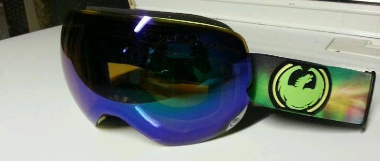 Aurora/Green Ionized APX