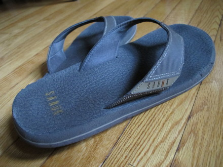 Sanuk Beer Cozy Sandals Rock!