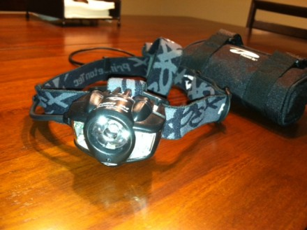 Very Bright headlamp