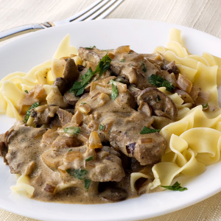 Mountain House Beef Stroganoff Rocks!