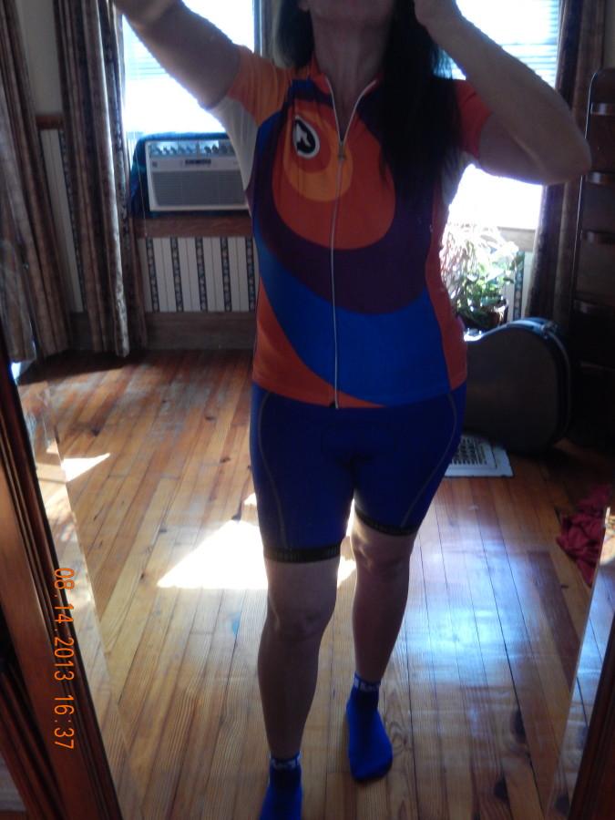 Assos Jersey & Shorts (Blue)