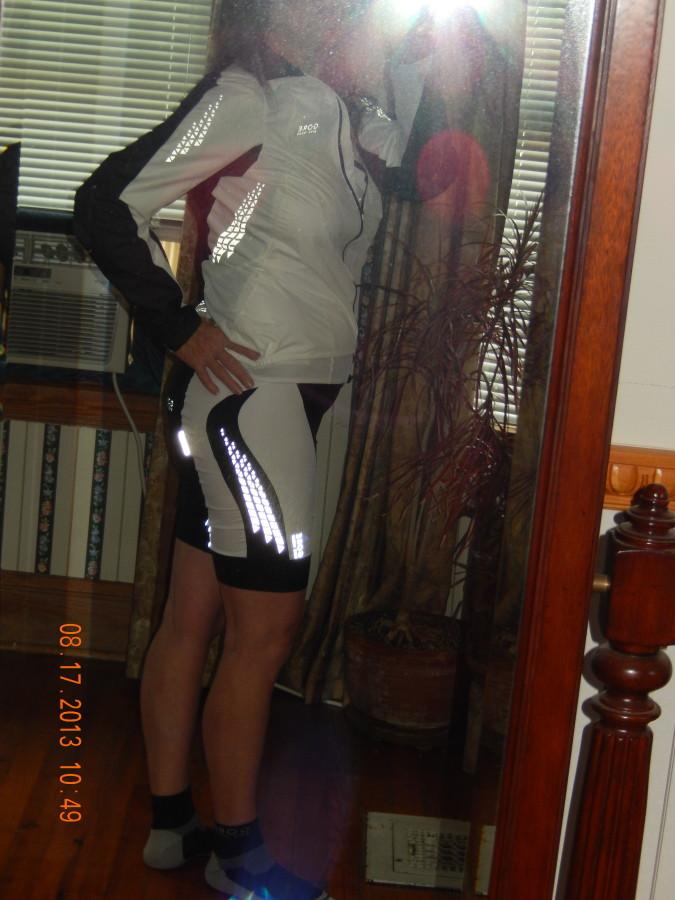 Xenon Jacket, jersey,shorts & socks.