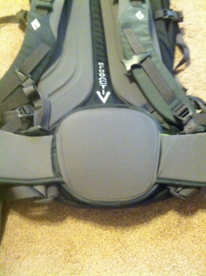 Ergoactiv waist belt