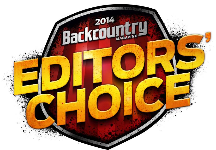 Backountry Magazine Editors Choice 2014