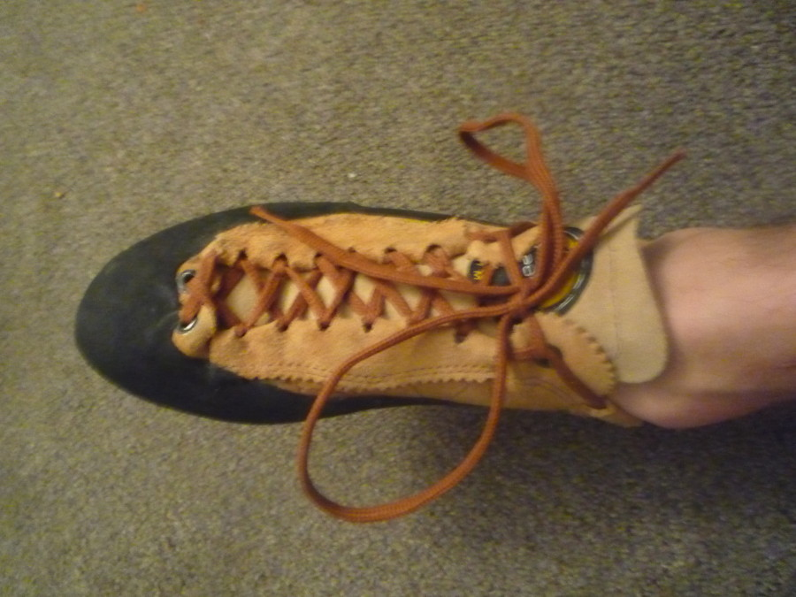 Wonderful trad shoe.