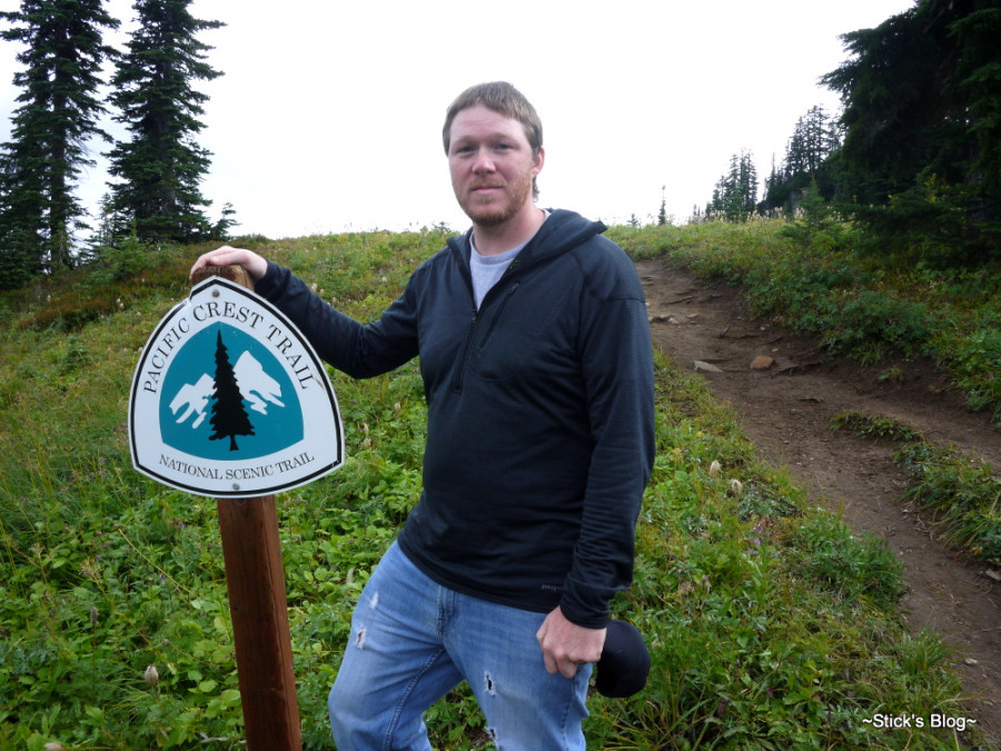 On the PCT...
