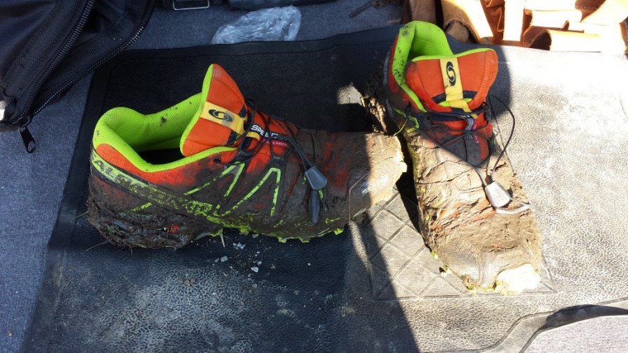 The BEST shoes for muddy days