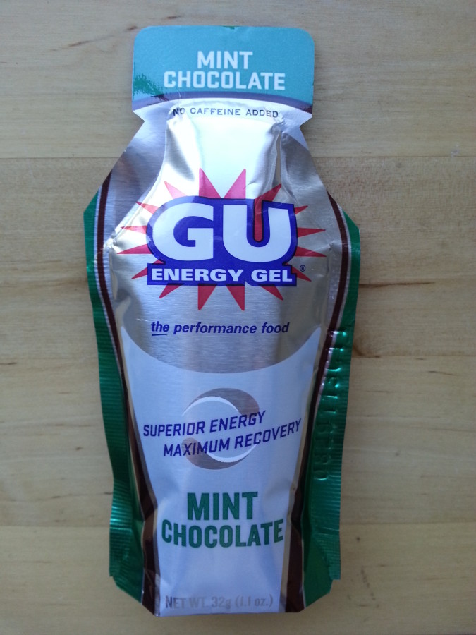 Mint Chocolate Gu