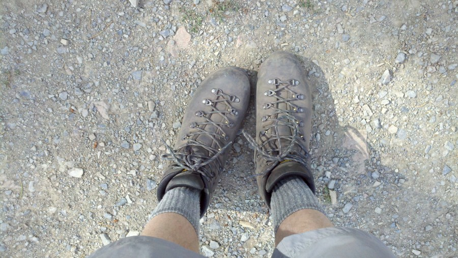 good boots, but not good enough