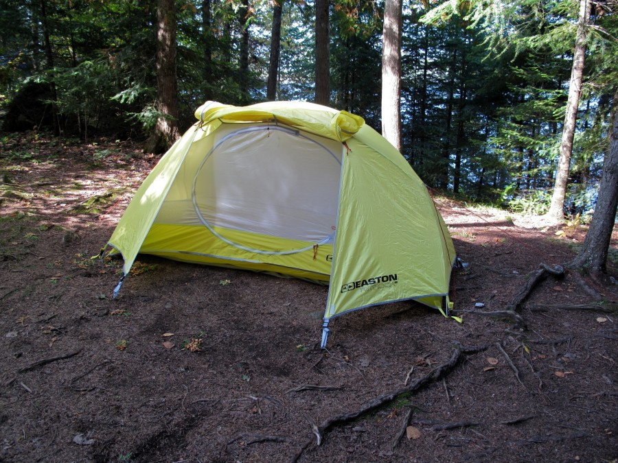 Great solo tent