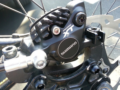 Shimano XT BL-M785 Hydraulic Disc Brake