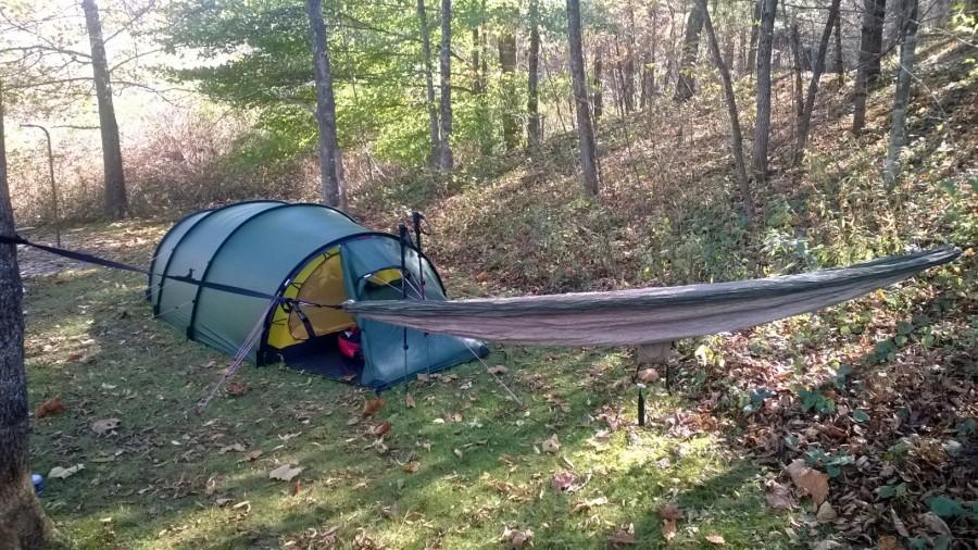 Hassle free nappage setup