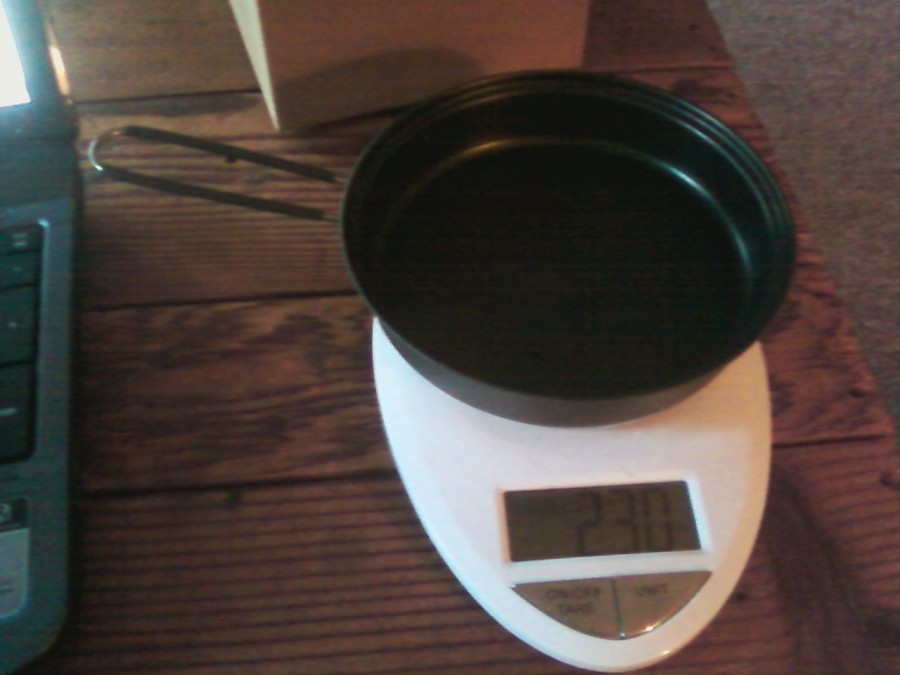 Fry Pan Weight