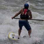 Rockies River Surfer