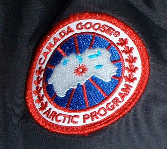 canada goose logo history