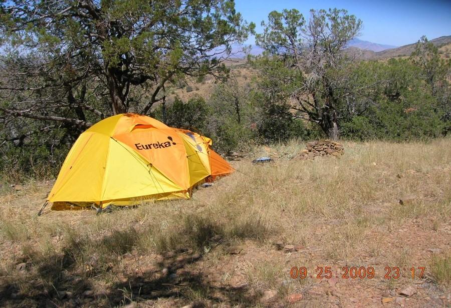 Southeastern Arizona Ken Hamel & Eureka K-2 XT Tent: 3-Person 4-Season   Steep u0026 Cheap