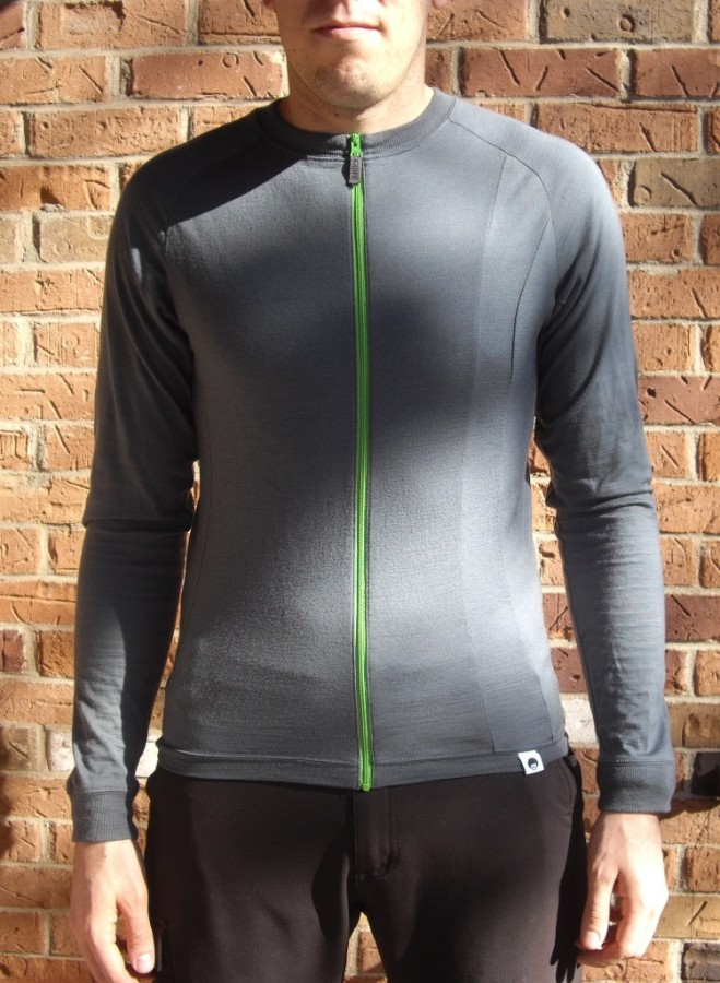 Cutter Classic Merino Jersey - Front