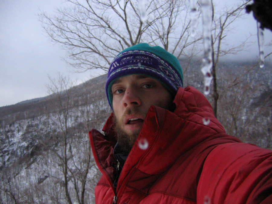 Cold day at Smuggler's Notch