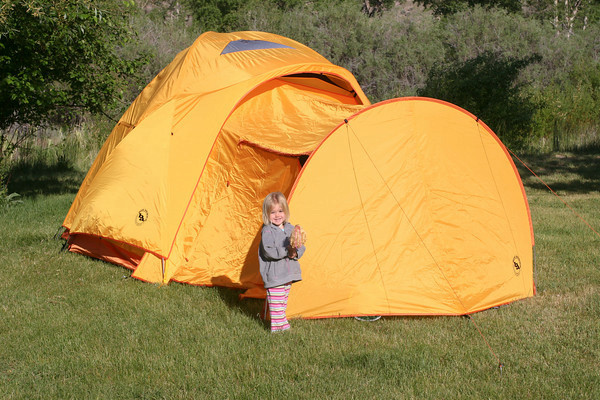 Even little girls like Big Agnes