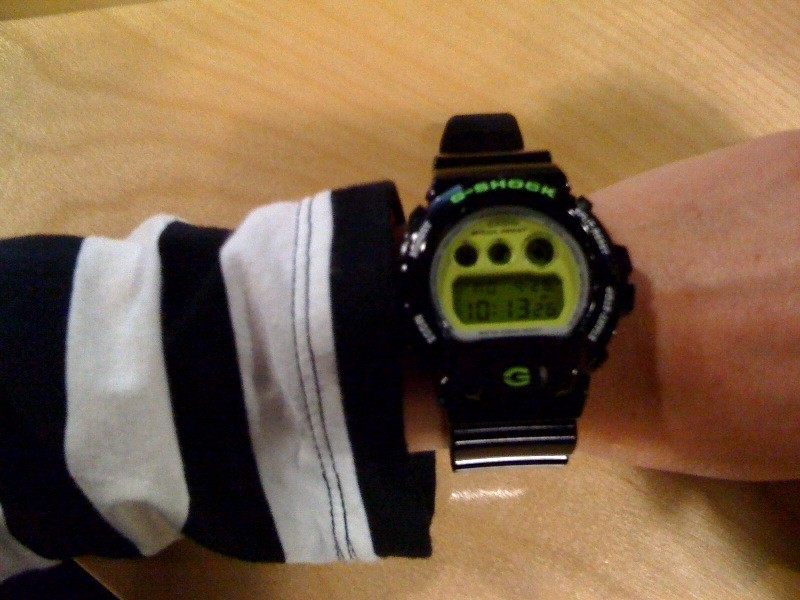 G-Shock DW6900CS Classic Watch