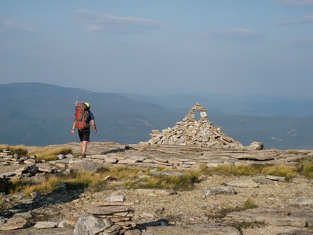 Baltoro 70 east of the summit of South Baldface Mountain in New Hampshire