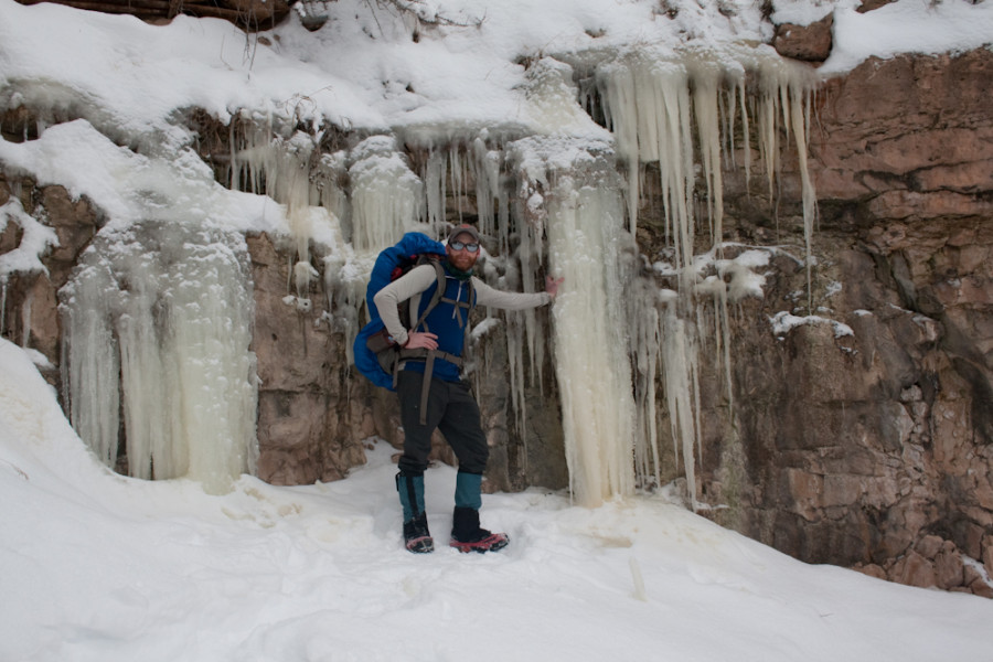 Grand Canyon Ice Hike