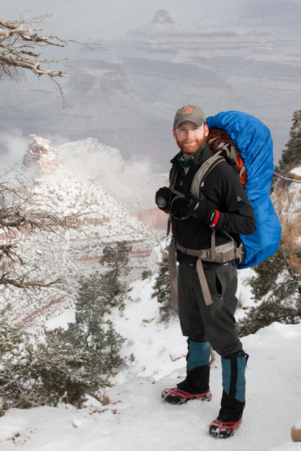 Grand Canyon Winter Hike