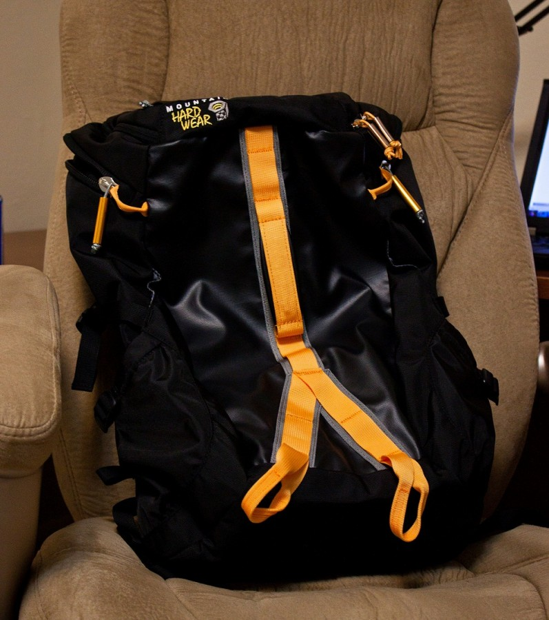 Paladin backpack