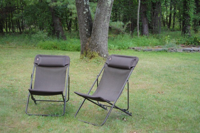 Great Lawn Chairs for Concerts!