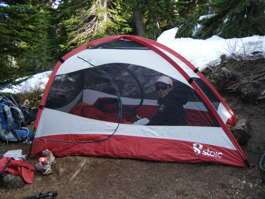 A tent with best price/value ratio!