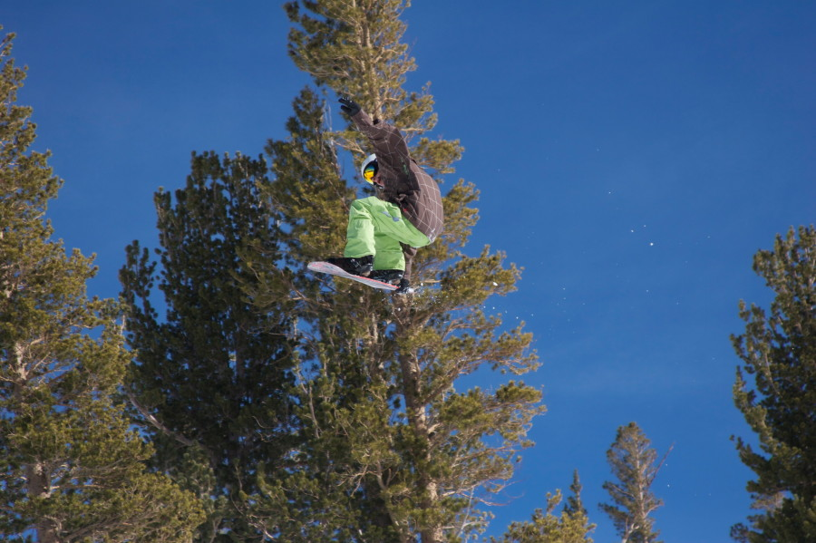 Boosting in Mammoth