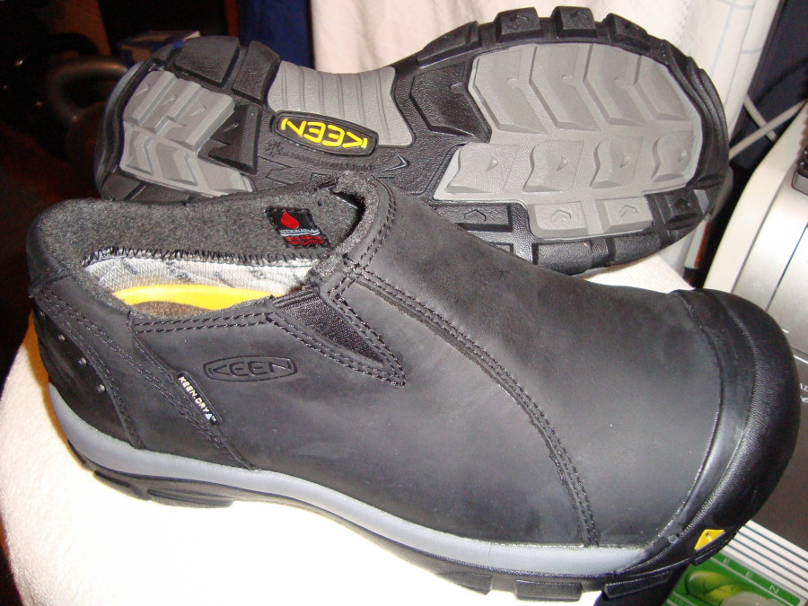 Durable & Comfortable Low Boots
