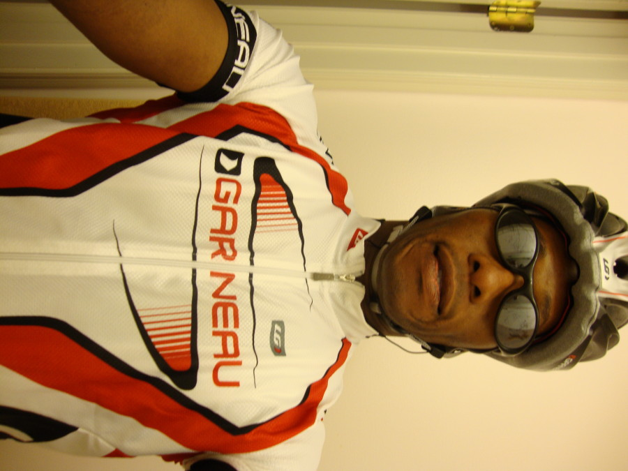 LG Equipe jersey in red