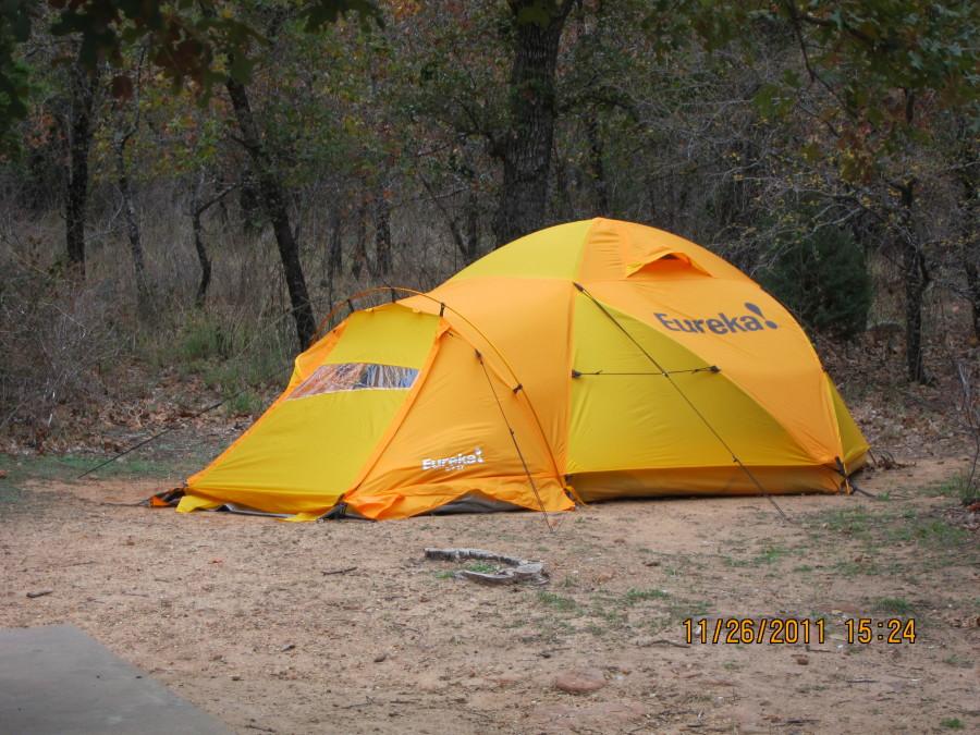 Shelter from the Storm ... & Eureka K-2 XT Tent: 3-Person 4-Season   Steep u0026 Cheap