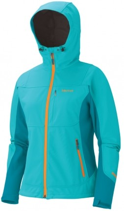 ROM Jacket Island Blue/Sea Green