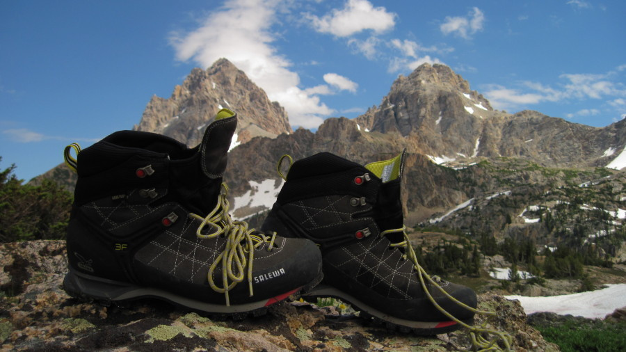 Salewa in the Rockies